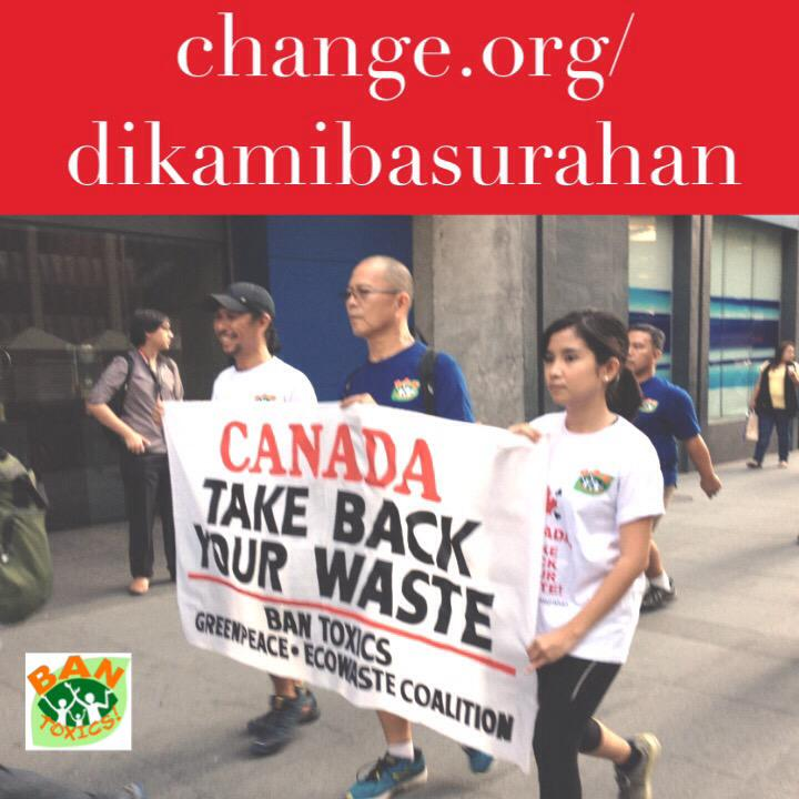 Speak out and tell @pmharper that Canada #CantTrashUs! Sign the petition. http://t.co/BnT7SRTKUc