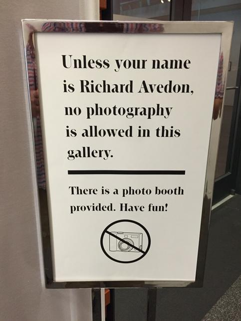 Via @strobist: Awesome #museumphonesigns example prohibiting  Nat. Museum of American Jewish History in Philly. http://t.co/gB7FBGzGAd