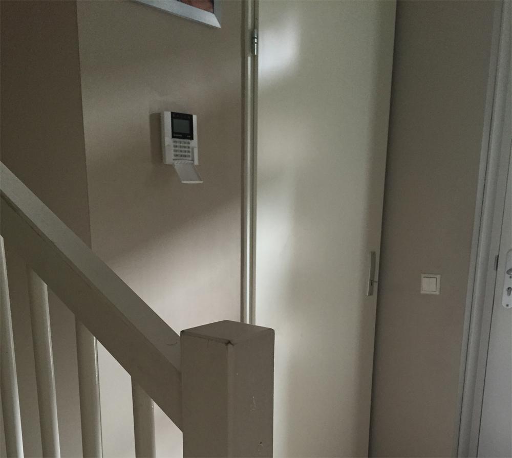 Jablotron OASiS 80 alarmsysteem installatie in Amstelveen