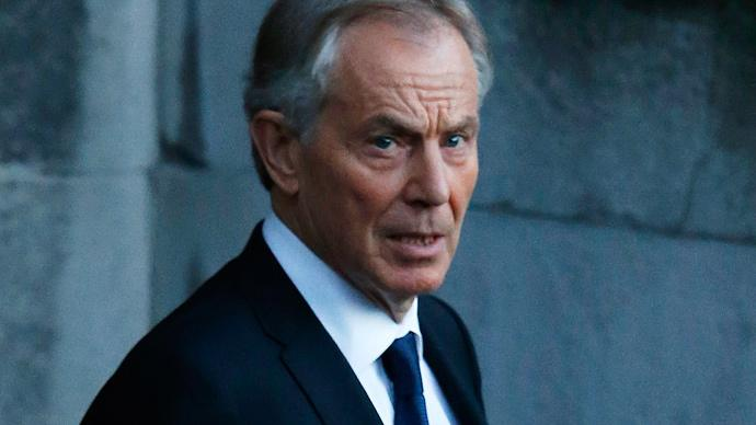 "Useless thug""@RTUKnews: Tony Blair resigns as Middle East peace envoy - reports http://t.co/4oV9KAl1Qf http://t.co/AUghK9gYJa"""