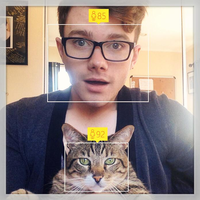 Thank you all so much for the birthday wishes! At this age, I'm just glad to look younger than my cat. http://t.co/SI1HMR9rCL