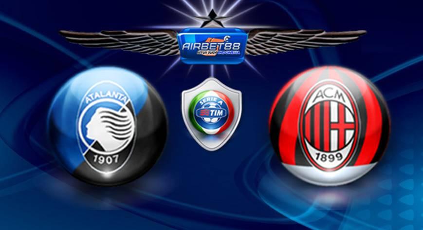ATALANTA MILAN Streaming su RojaDirecta, info Diretta Sky Live TV Calcio Serie A