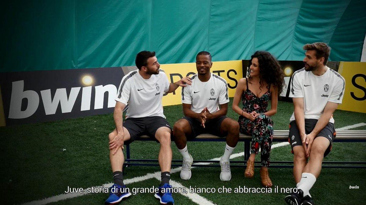 Cosa c'è dietro le Cuffie dei Campioni della Juventus: Barzagli Evra e Llorente