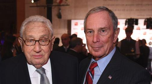 Happy Birthday Dr. Henry Kissinger – a wise statesman and good friend.