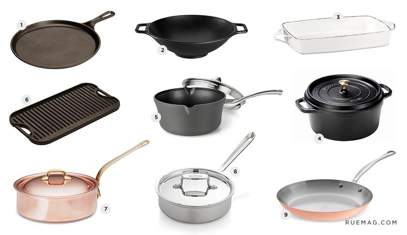 Ever feel confused about kitchenware? Us too... so we made a handy little guide: http://t.co/S4tpQ7jVT4 http://t.co/ZmCw5JXXcS