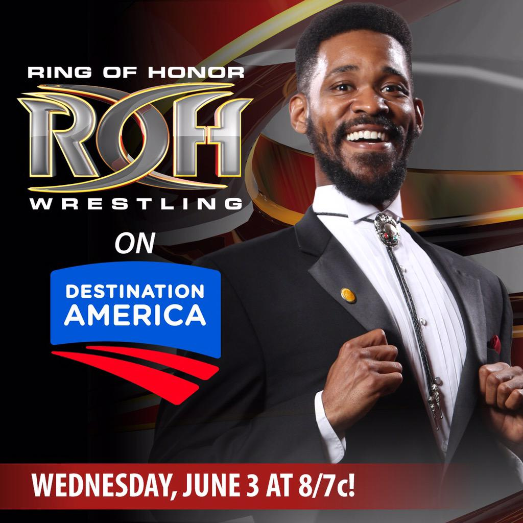 Starting June 3rd at 8/7c. Weds. on @DestAmerica #WatchROH http://t.co/is30jyYHYd