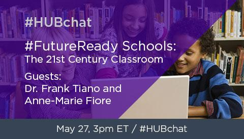 "RT ExtremeNetworks ""RT RHNilsson: Coming up in 5 mins.  Twitter chat on #FutureReady #K12 #EdTech  #HubChat Extrem… http://t.co/ky5mdz8OO8"""