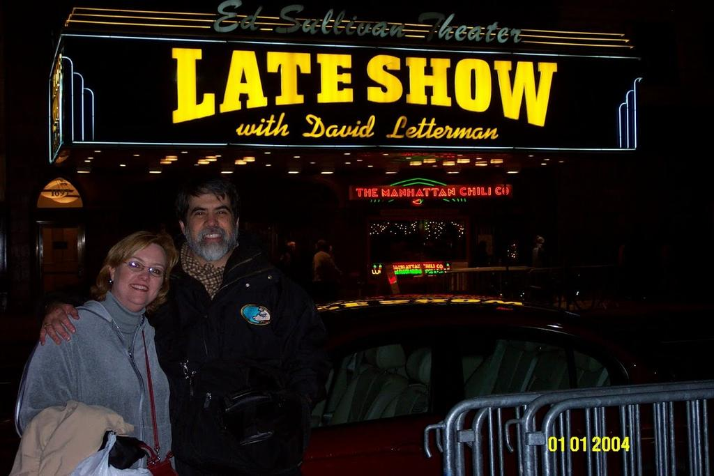 Replying to @mxedtr: January 1, 2004 @Letterman #Letterman #ThanksDave http://t.co/Tqt6I6ZmBx http://t.co/esZwXjwg6f