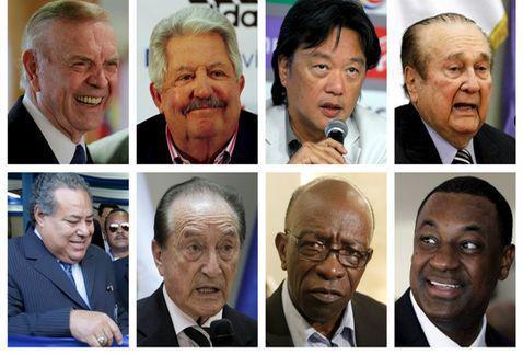 La FIFA suspende provisionalmente a once implicados en el escándalo http://t.co/Z2R2EriP2H