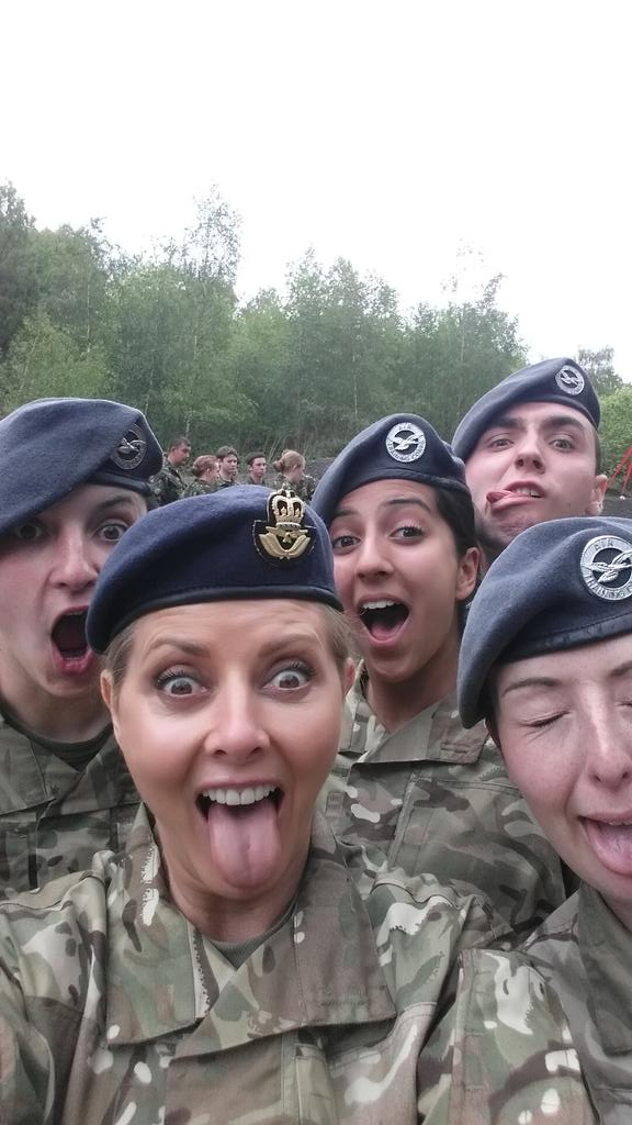 And then... Not so sensible.... @SEMids @aircadets x http://t.co/gqFCMkTIc5
