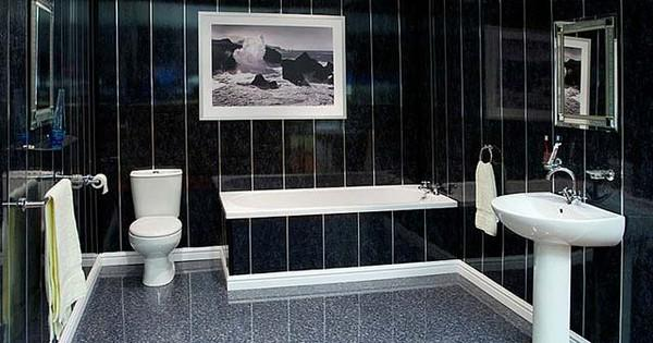 Ванная комната пластиковыми панелями своими руками 181