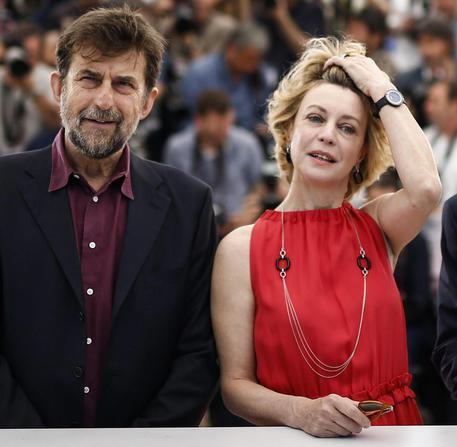 """Il premio della migliore attrice e' stato assegnato a Margherita Buy per il film """"Mia madre"""" di Nanni Moretti"""