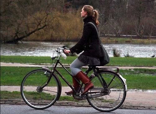 #NadaComo transportarse en bicicleta para el trabajo o las clases! http://t.co/3MmOfuAvN6