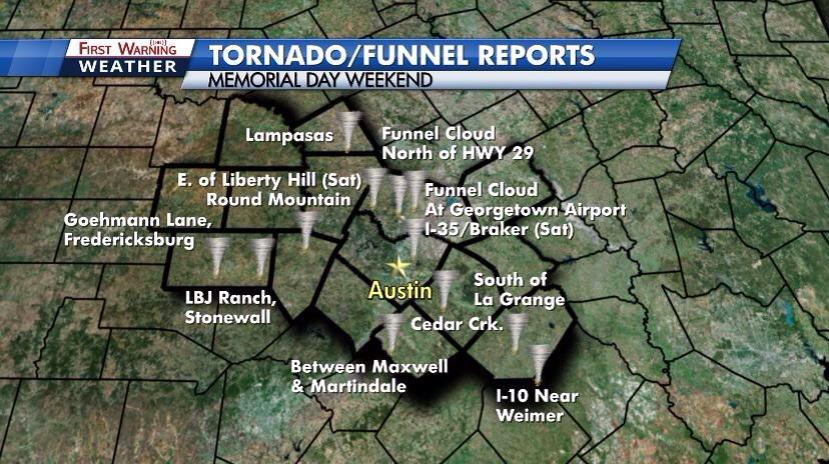 Crazy and awful to see what we've been trough on Monday! #CentralTX http://t.co/Ad19frebtw