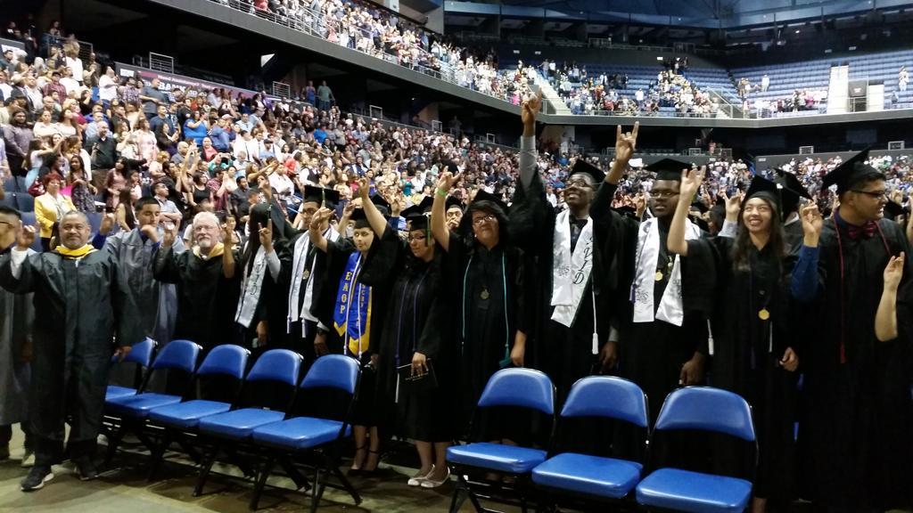 Thumbnail for Kaiser High School Graduation 2015: All class