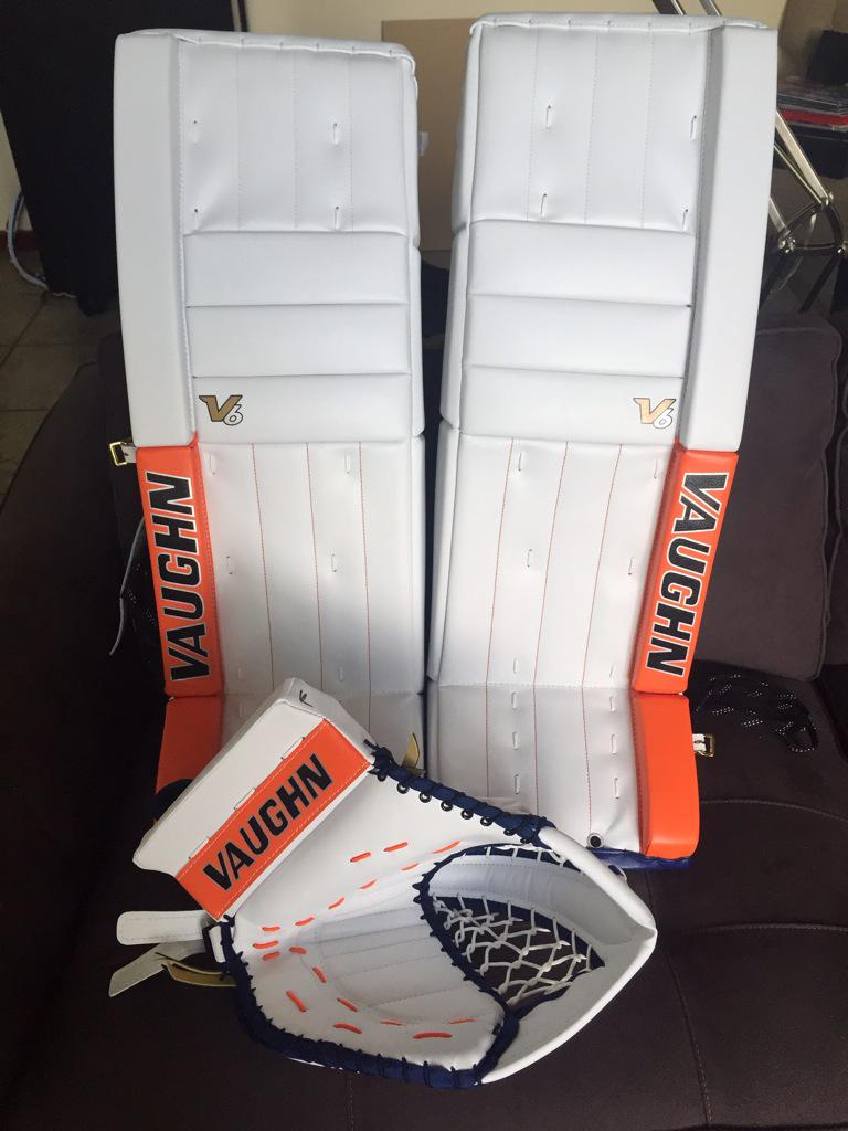 "Vaughn Custom Sports on Twitter: ""Sick! @ben_scrivens new ..."