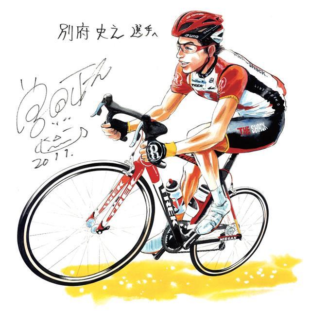 今週末NHKBSで「ぼくらはマンガで強くなった」自転車ロードレースが放送されます。弱虫ペダルの特集なので語られませんが@fumybeppuと@sodamasahitoのエピソードを少し⇨ http://t.co/Glc88R83Y7 http://t.co/uh5YV7szL2