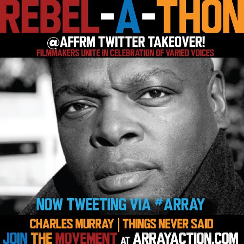Thumbnail for Ava DuVernay Hosts an #ARRAY Twitter Takeover for Black Filmmakers & AFFRM Part ONE