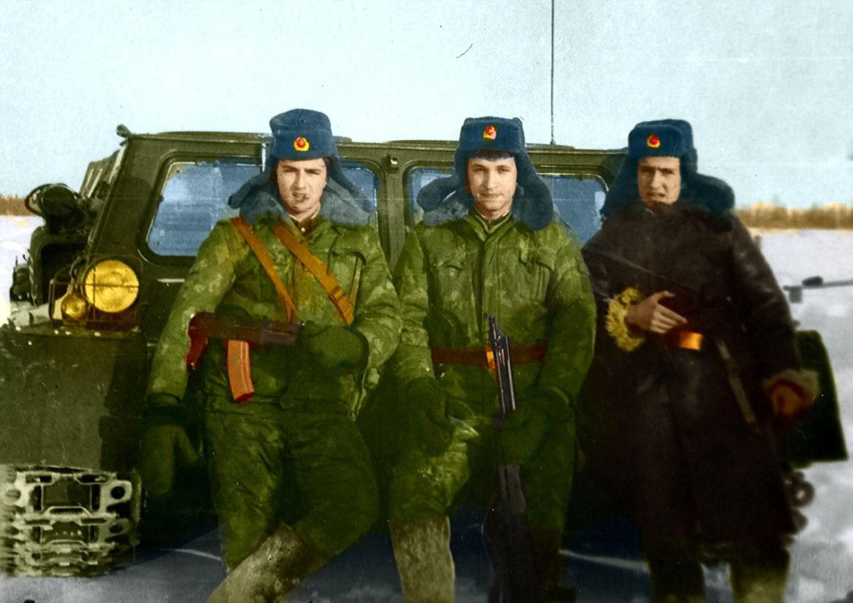черемухи отдельный арктический пограничный отряд фото нанесенные тени