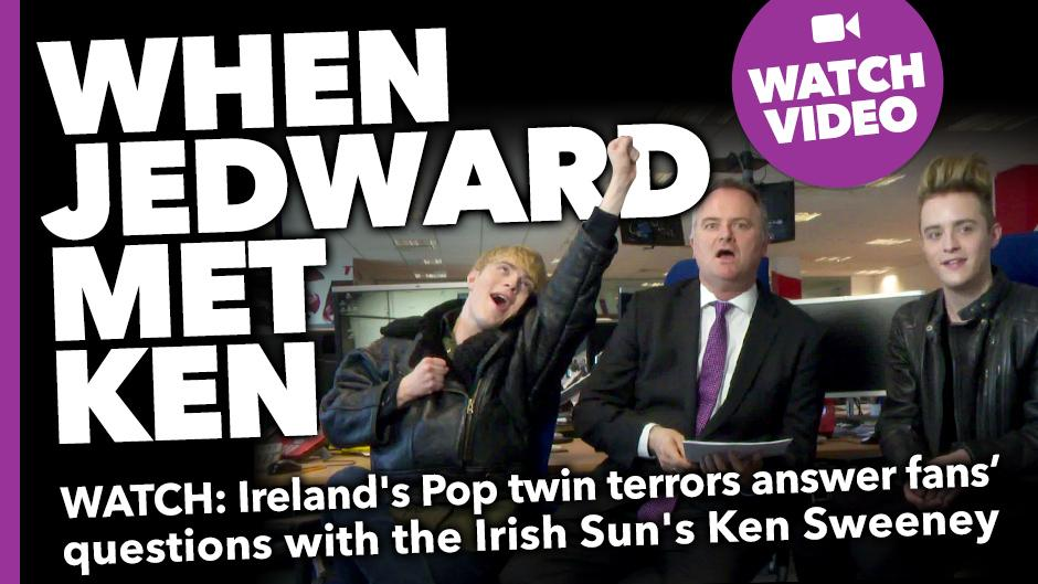 RT @IrishSunOnline: VIDEO: @PlanetJedward fans! You need to watch this: http://t.co/Kqu9FFKVbz @KenSweeney http://t.co/V1Uol3ONxe