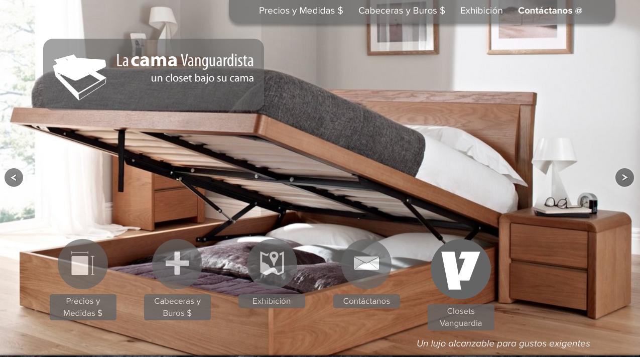 Closets vanguardia on twitter habitatexpo2015 for Closets de vanguardia