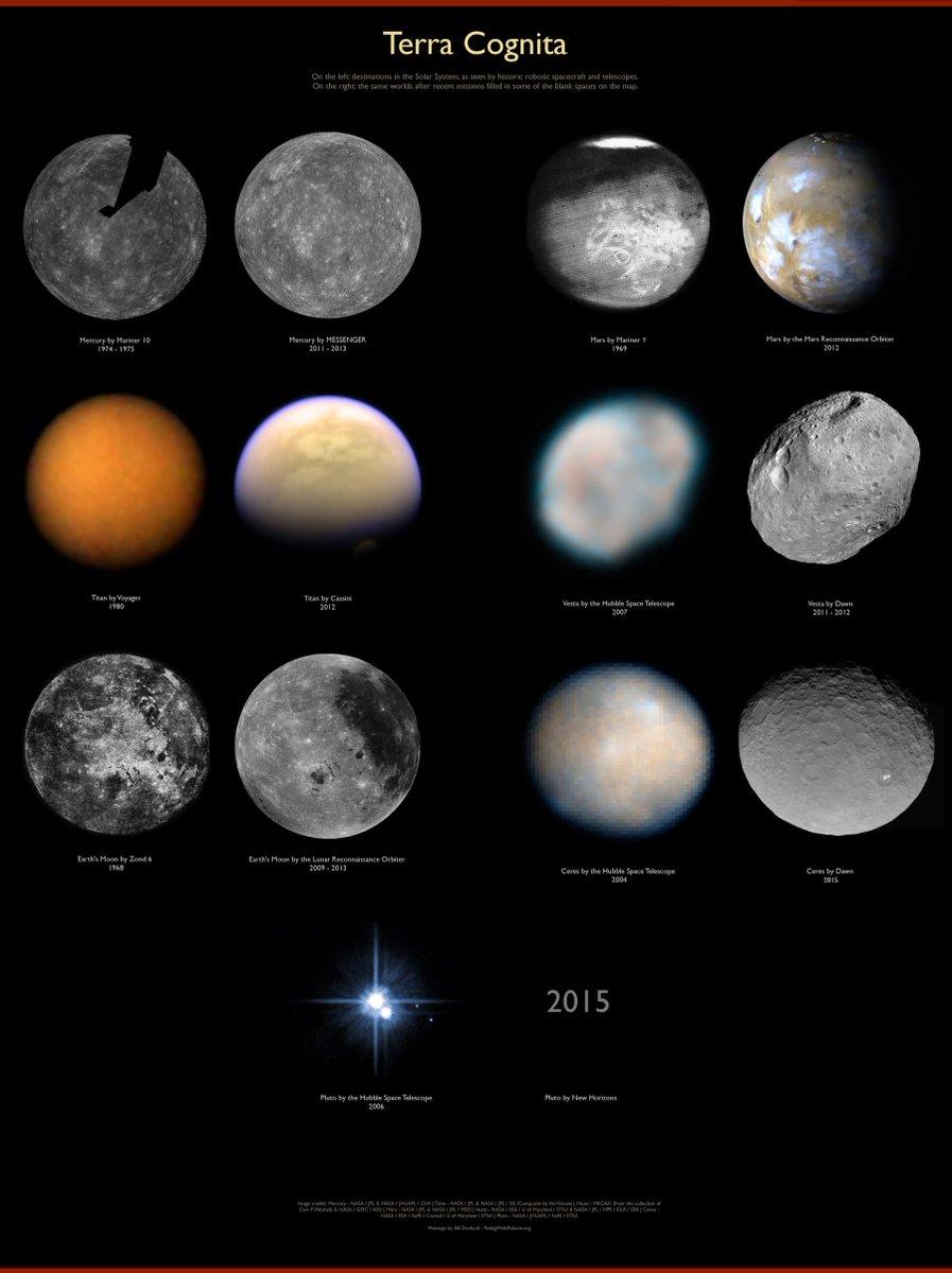 enhanced color mercury map nasa solar system exploration - HD897×1200