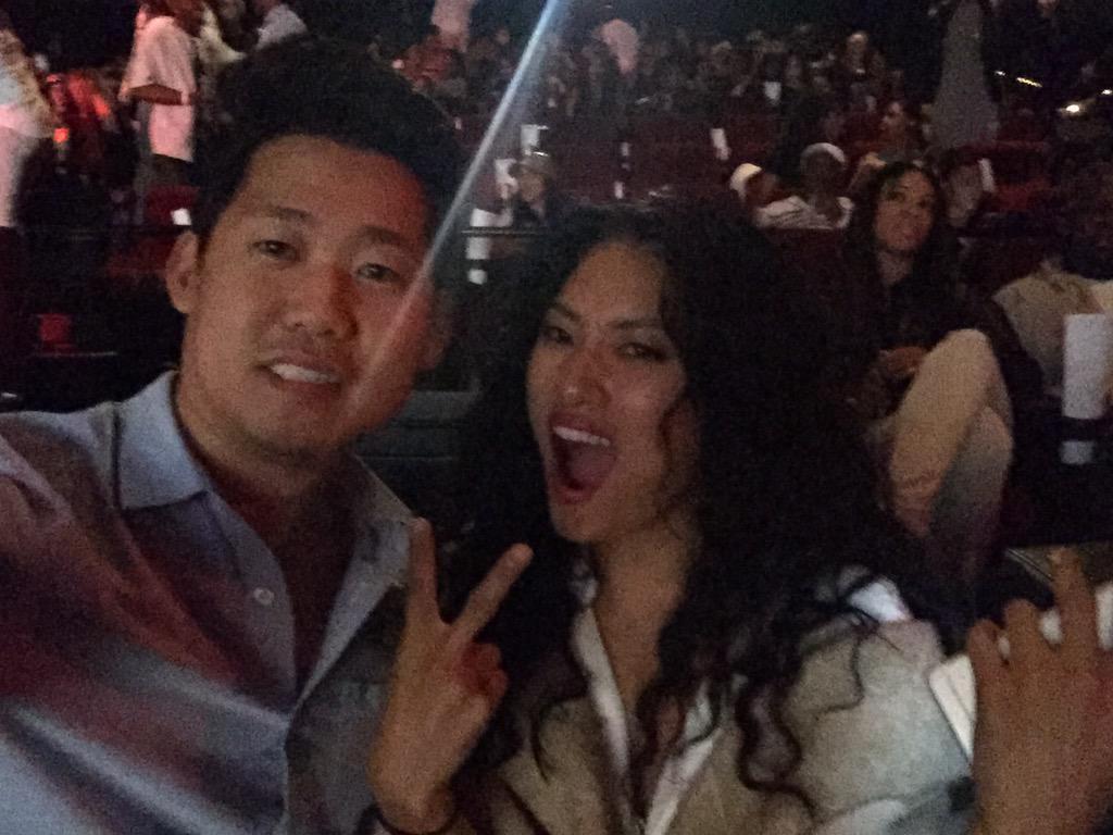 RT @ChloeFlower: Supporting @UncleRUSH @AllDefDigital with my asian peeps @charnbak http://t.co/Thp1GxEP3F