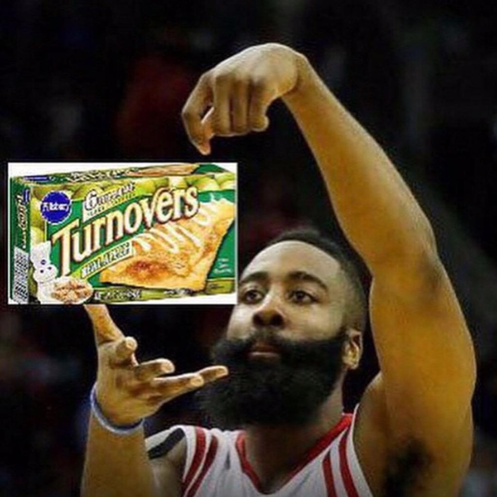 James Harden Nba Records: James Harden Has Set The NBA Record For Most Turnovers In
