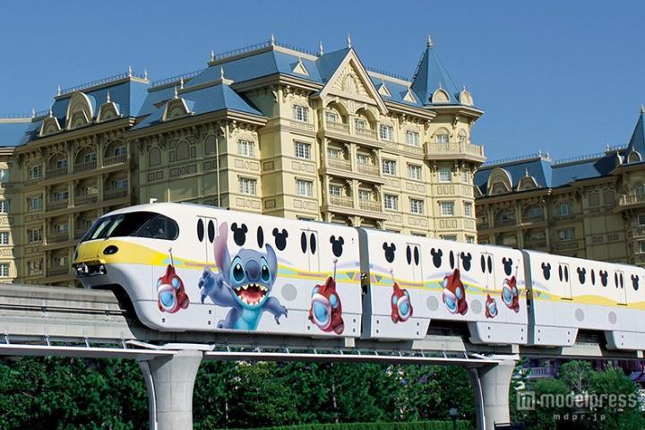 ディズニー、「スティッチ」モノレール登場 驚きの試みも mdpr.jp/disney/1489916 #モデルプレスディズニー #リゾートライン #スティッチ pic.twitter.com/wSgcJwemUY