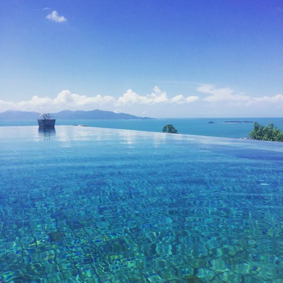 Good Morning 🌞 #chilled #heavenonearth #villaview http://t.co/h2A7QRdUQI