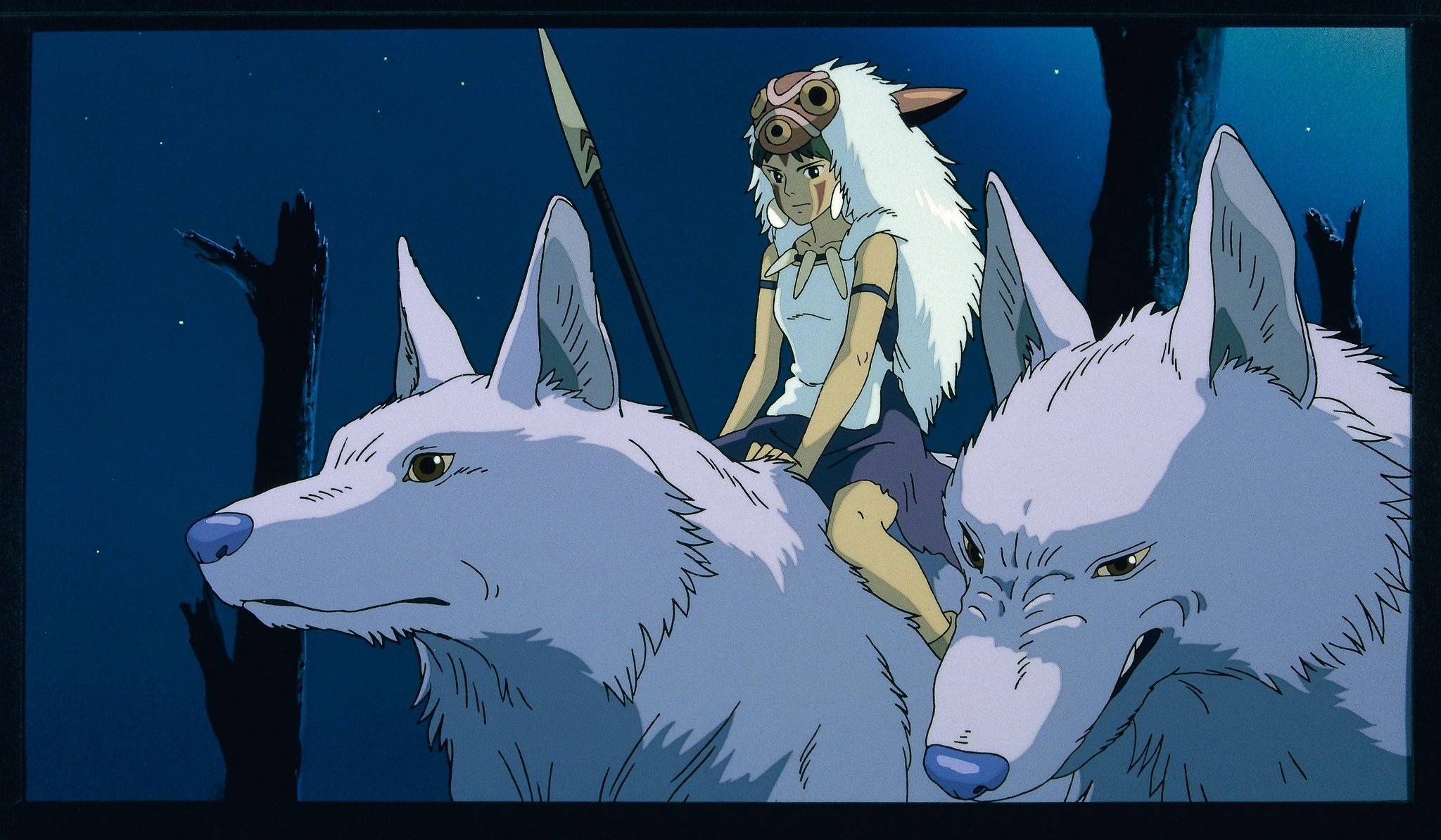 RT @Film4: Studio Ghibli fans! We're screening Miyazaki's Princess Mononoke at @Somersethouse in August: https://t.co/jN7jjF1Cq5 http://t.c…