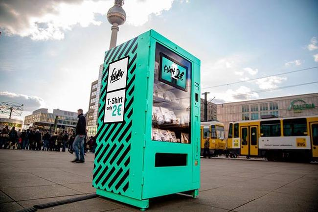 On the latest Daily Poke on @TheWallUK: a thought-provoking vending machine http://t.co/DHCc53Jx2O @ElmwoodTweets http://t.co/DID6wgOmui