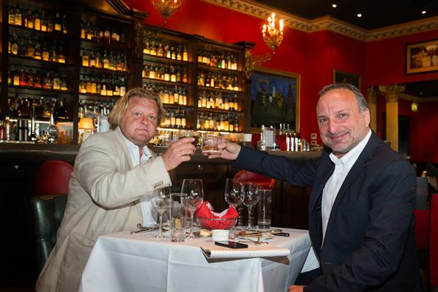 Out to lunch with Boisdale Life and David Emin: City AM's Lawson Muncaster http://t.co/a962aeMgej http://t.co/sD7Jf85hsv