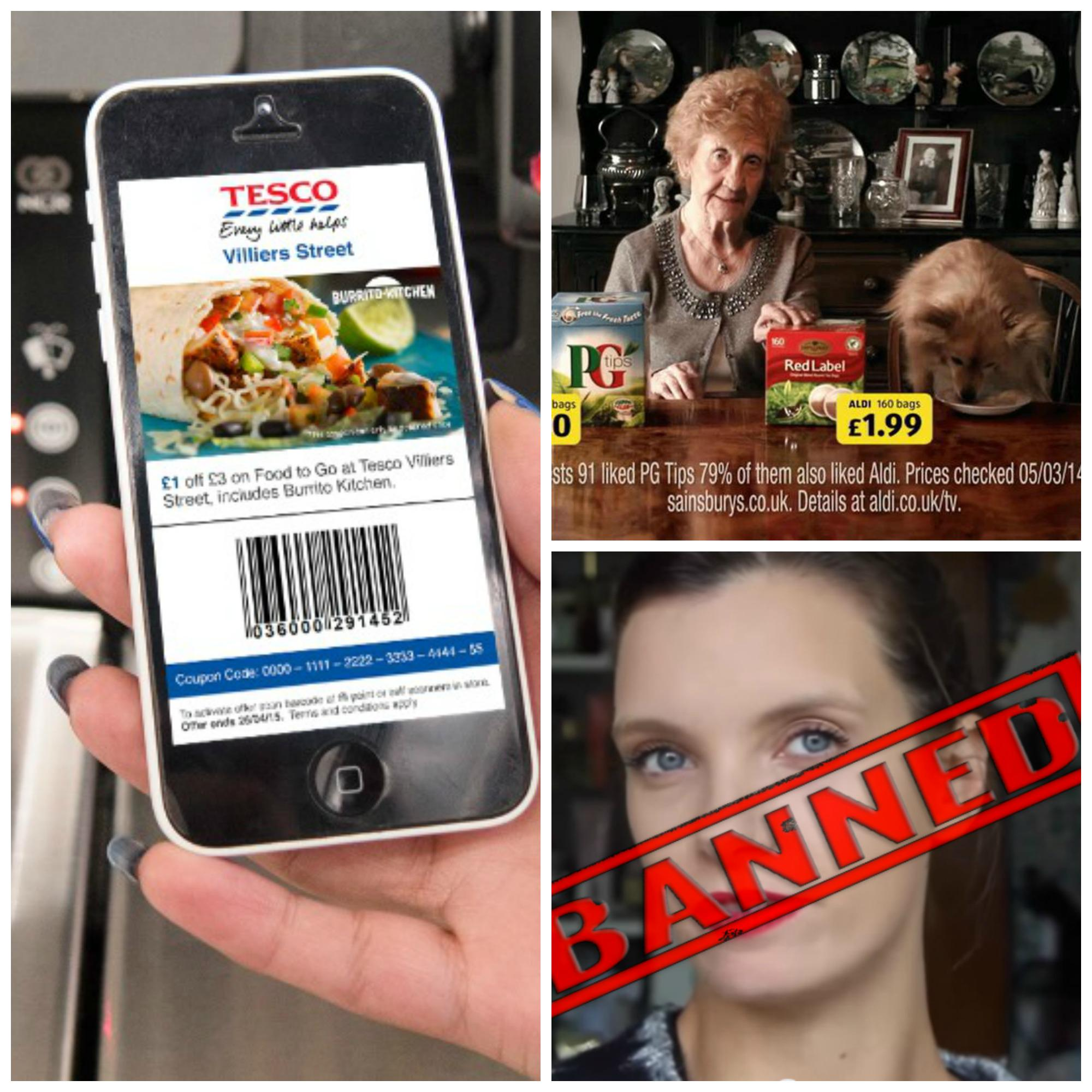 It was a battle of the brands on last night's #1805 featuring: @AldiUK, @amazon and @Tesco http://t.co/LqwBOfMbdh http://t.co/nHdKh0UQz7