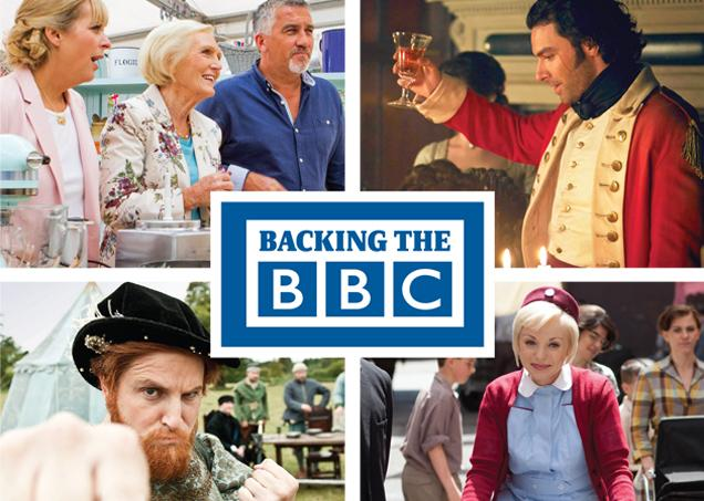 Broadcast launches #BackingTheBBC campaign. Sign the pledge here: http://t.co/eRd4gU5kY7 http://t.co/2lm15BnY9i