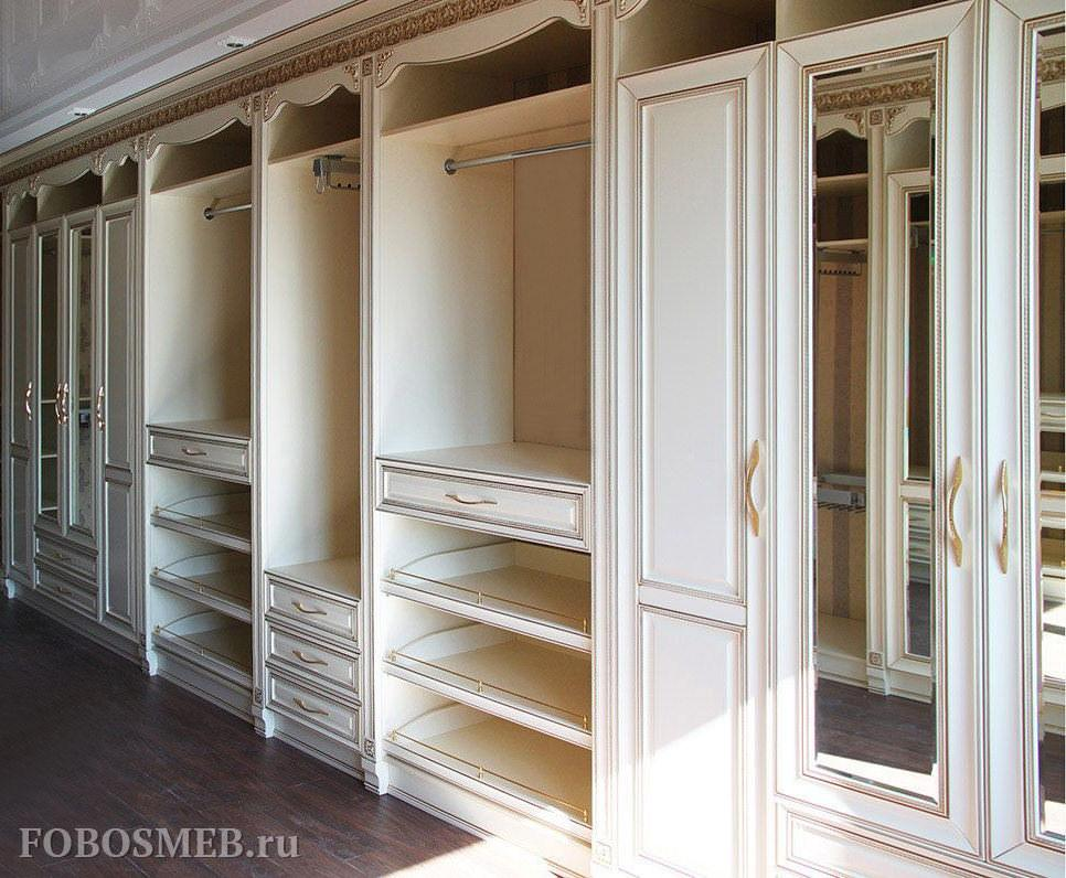 """Фобос мебель on twitter: """"гардеробная в классическом стиле h."""