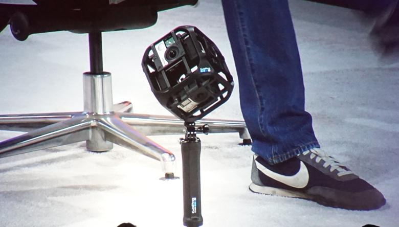 GoPro reveals awesome spherical rig for capturing VR video http://t.co/Mbnx1n7avA http://t.co/Hyy93Ck4H7