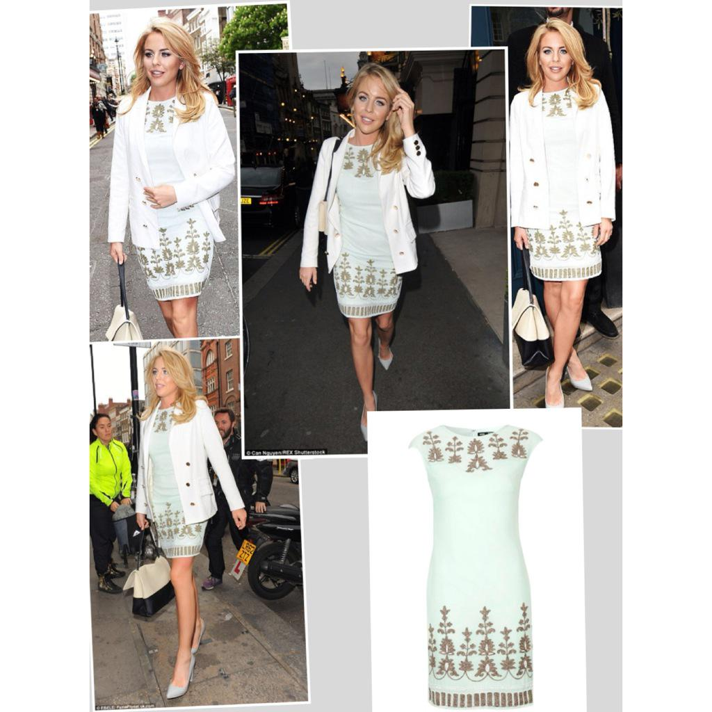 My dress last night is from @BellaSorella251 📷  Mint Embroidered Dress £48  Buy>> http://t.co/G4phR4G60b  Worldwide http://t.co/A2736rume5