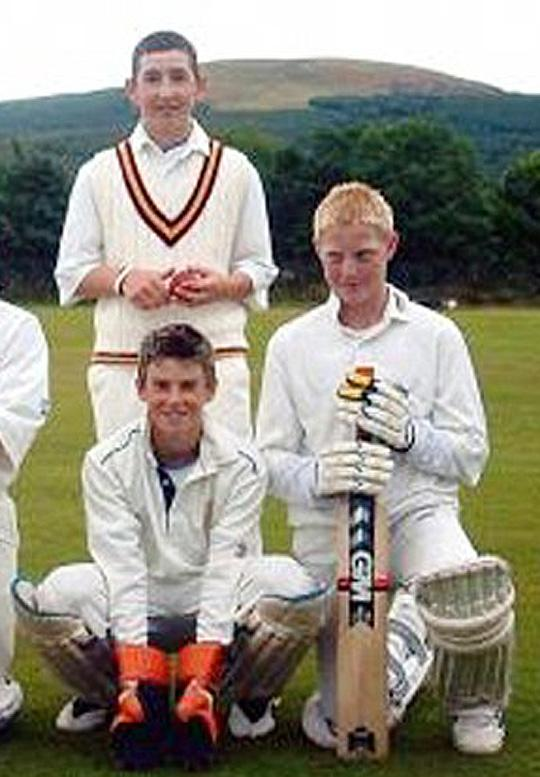 RT @TelegraphSport: All-rounder @benstokes38 showed signs of stardom at Cockermouth aged 15, finds @jonathanliew http://t.co/l9qSAZZg3s htt…