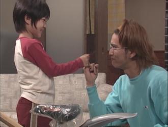 長瀬と神木くんが15年ぶりに映画で共演云々っつってますけど前回ドラマで共演したときの長瀬と神木くんはこれだよ