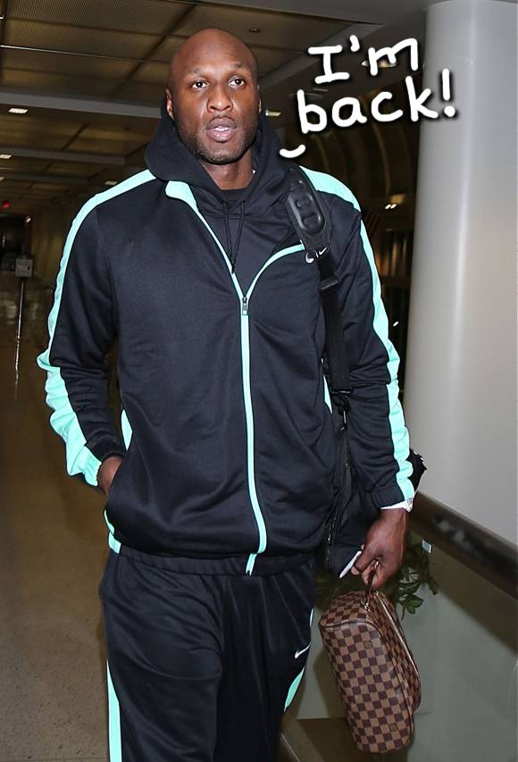 #LamarOdom tweets for 1st time in a year! Maybe 1st step to getting #KhloéKardashian back?! http://t.co/0Xb4SZLP6W http://t.co/y8Jk7GPmjJ