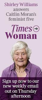 RT @TimesWoman: This week Shirley Williams answers @caitlinmoran Feminist 5.Just in time for your commute home http://t.co/jePzEeAzBA http:…