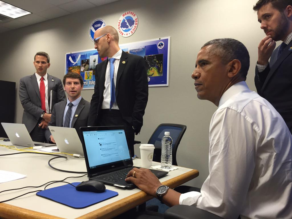 Thumbnail for Follow Along: @POTUS Answers Your Questions on Climate Change