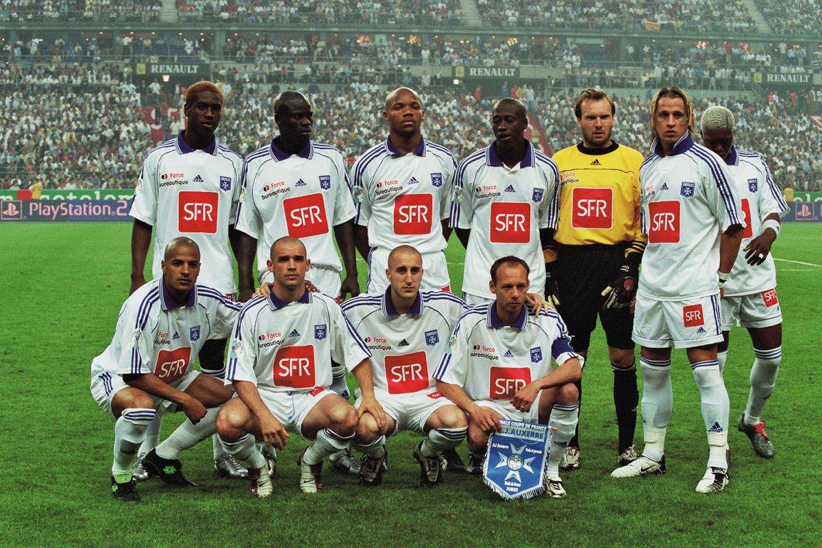 "AJ Auxerre on Twitter: ""31 mai 2003 - Stade de France PSG 1 - 2 ..."