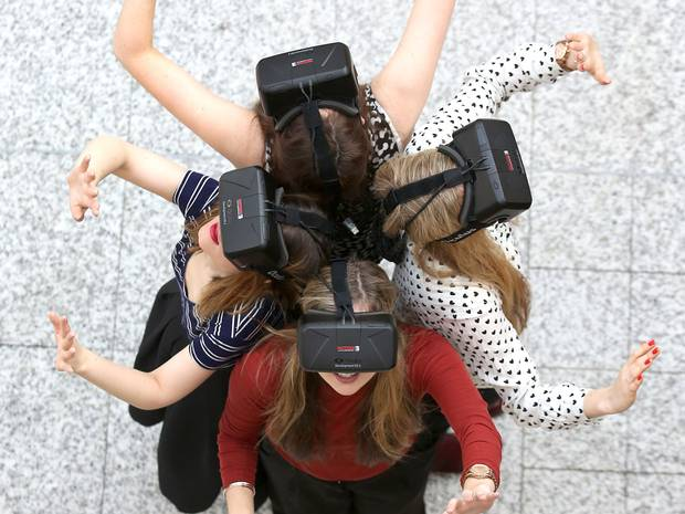Start putting the pennies away! The Oculus Rift is likely to set you back a few quid http://t.co/Emv0rtiurK http://t.co/jJnQN1MtrN