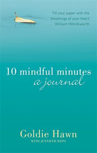 RT @PiatkusBooks: @goldiehawn will talk about her new #mindfulness book #10MindfulMinutesJournal  @PaulOGradyShow, Channel 4, tomorrow http…