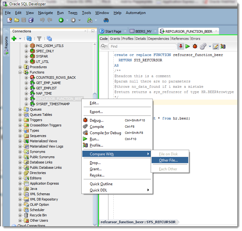 Oracle SQL Developer (@OracleSQLDev) | Twitter