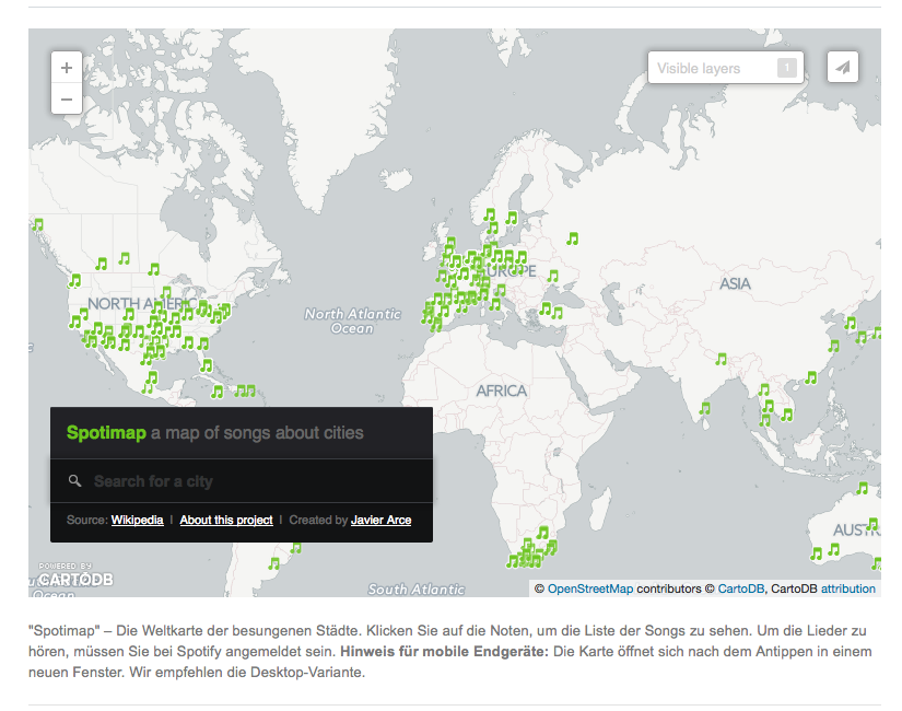 Spotify Karte.Spotimap Hashtag On Twitter