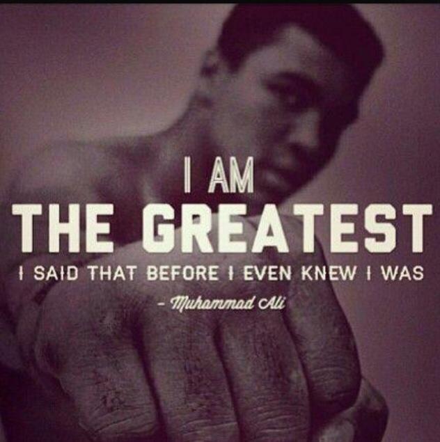 The Greatest Muhammad Ali Book