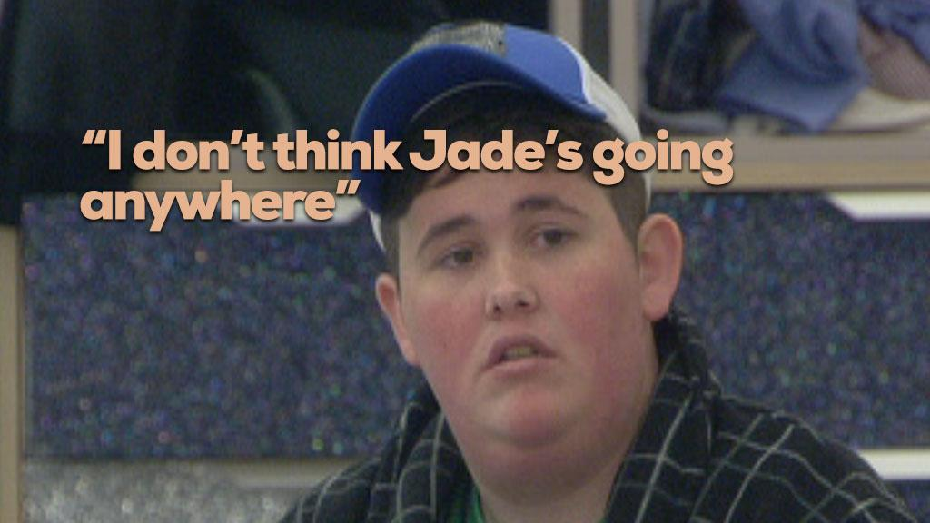 Has Jack just revealed tomorrow's nominations twist? Awkward... http://t.co/rhjY8iUKdT #BBUK http://t.co/C8MIyR8KkQ